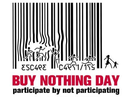 Παγκόσμια Ημέρα Αγοραστικής Αποχής