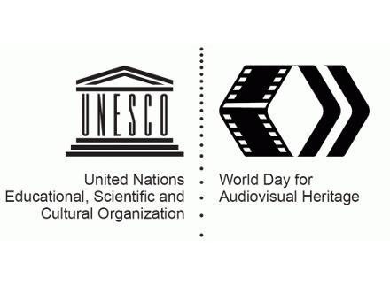 Παγκόσμια Ημέρα Οπτικοακουστικής Κληρονομιάς